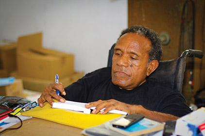 Lighting up family life in  Vanuatu
