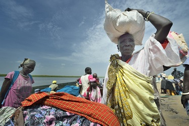 Renewed violence displaces thousands in South Sudan