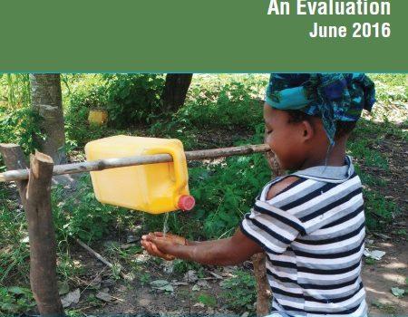 Mozambique Water, Sanitation and Hygiene Program