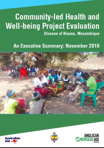 Community-led Health and Wellbeing Project, Mozambique