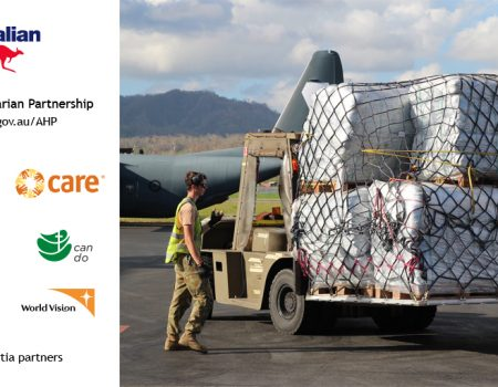Anglican Overseas Aid joins Government humanitarian response