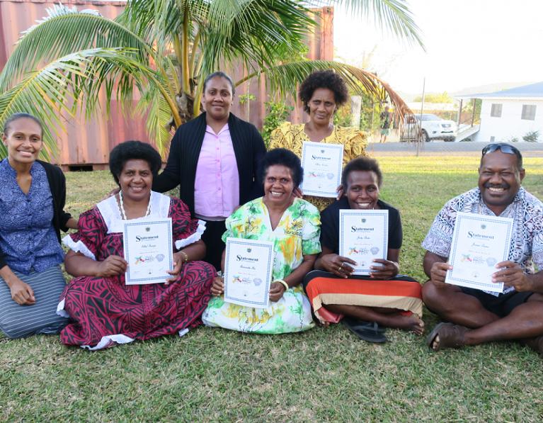 How coconut oil is helping communities in Vanuatu!