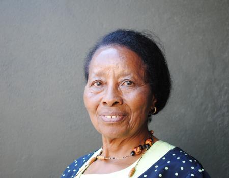 Meet the Partner: Florence Nderitu