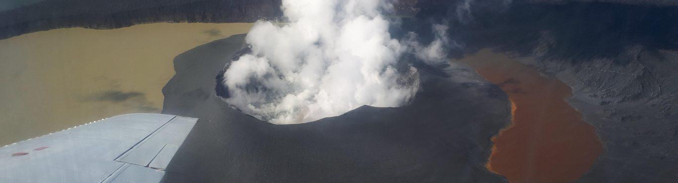 Ambae Volcano Appeal