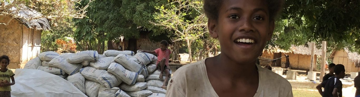 Help rebuild lives in Ambae, Vanuatu