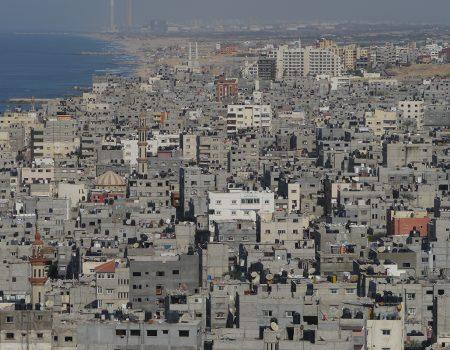 Staring down stigma in Gaza