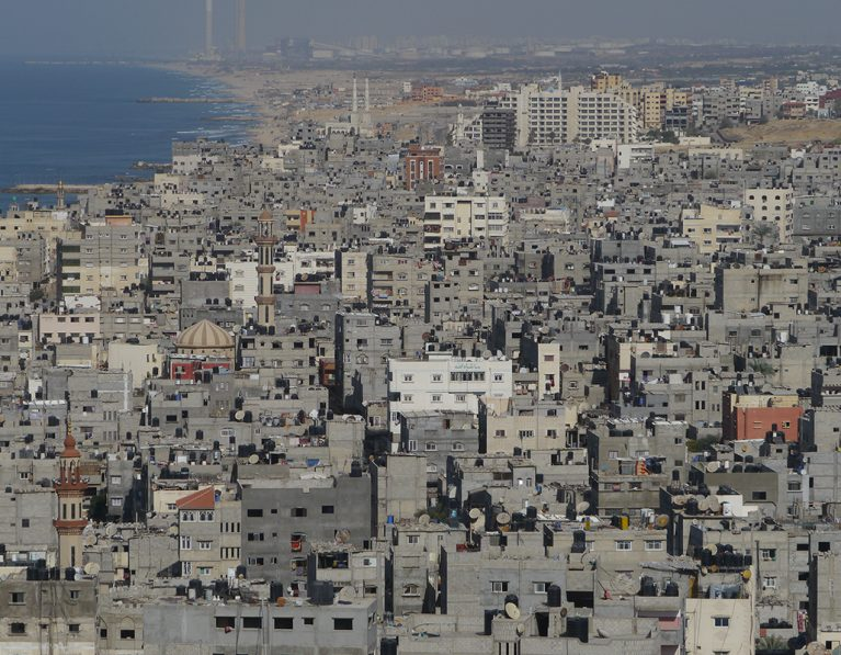 Staring down stigma in Gaza