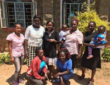 Building safe communities in Kenya