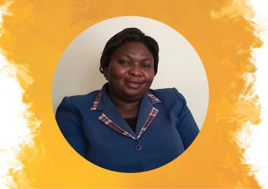 Millicent, Program Coordinator, Anglican Church of Kenya in Mount Kenya West