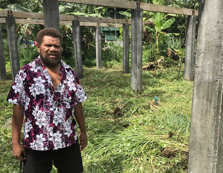 Restorative change in the Solomons