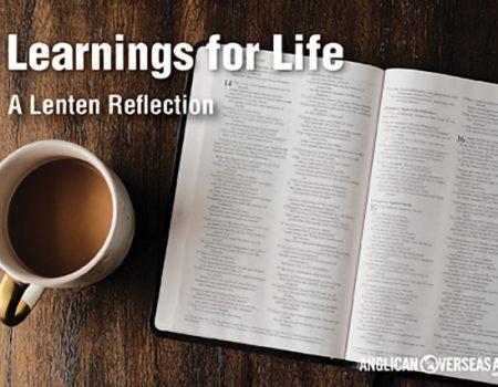 2020 Lenten Reflection