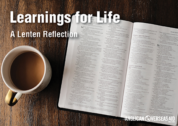 2020 Lenten Reflection
