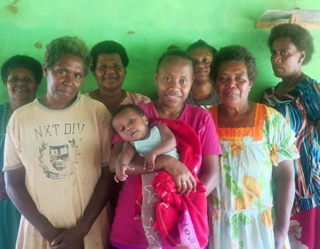 Standing up to domestic violence in Vanuatu