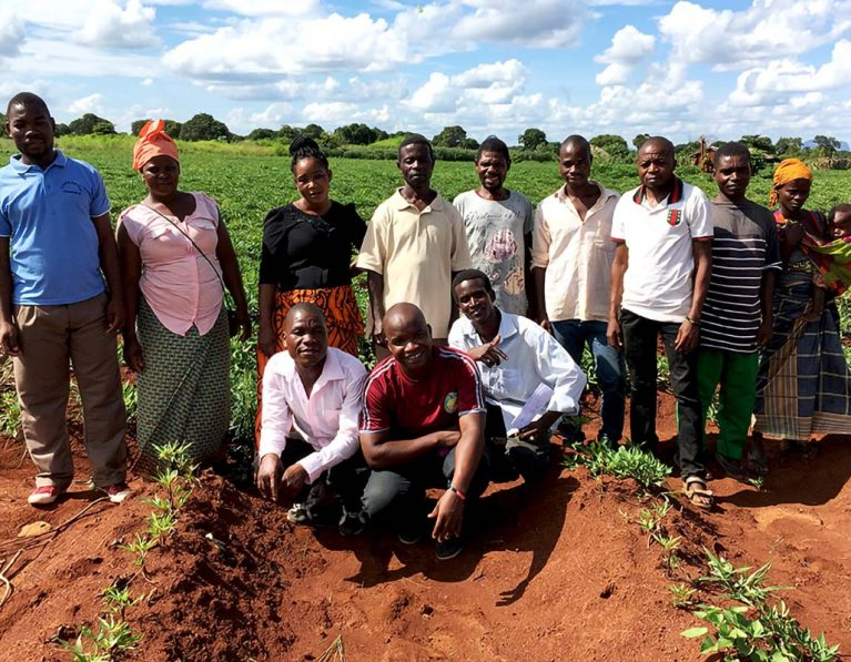 Communities in Mozambique all set for the next phase of change