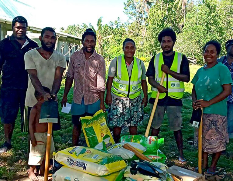 Responding to TC Harold – Supporting the Solomon Islands and Vanuatu