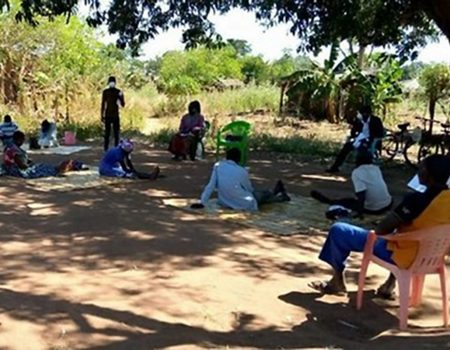 COVID-19: Kenya and Mozambique work update