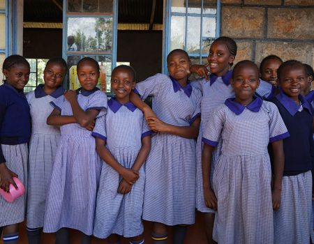 COVID-19: A pandemic that has exacerbated existing vulnerabilities for young girls in Kenya.