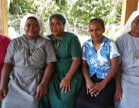 Money matters for women in the Solomon Islands