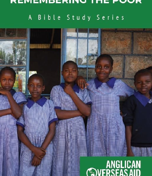 Remembering the Poor – new Bible studies available!